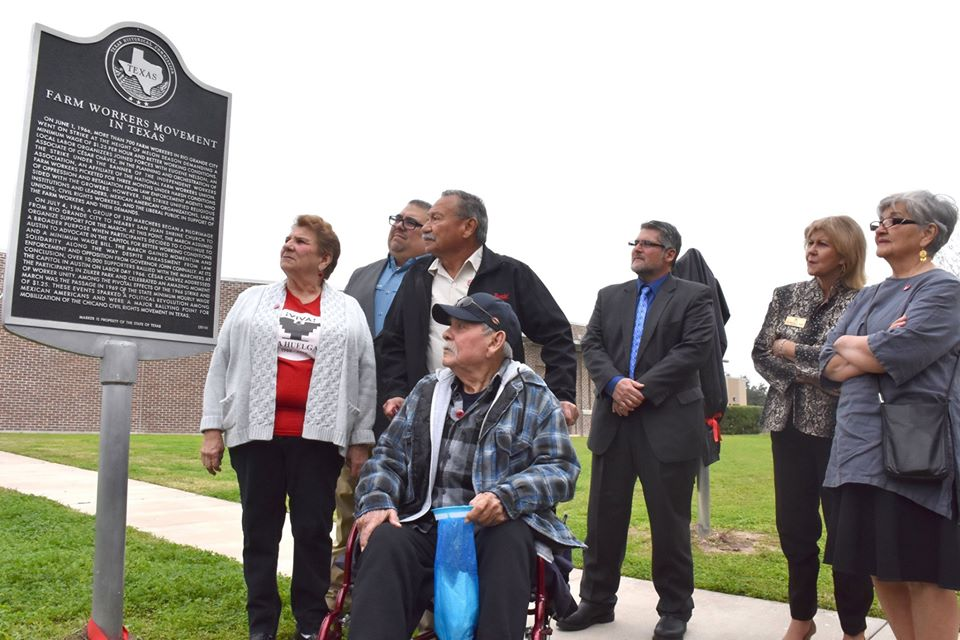 Rio Grande City commemorates 1966 Farm Worker's strike