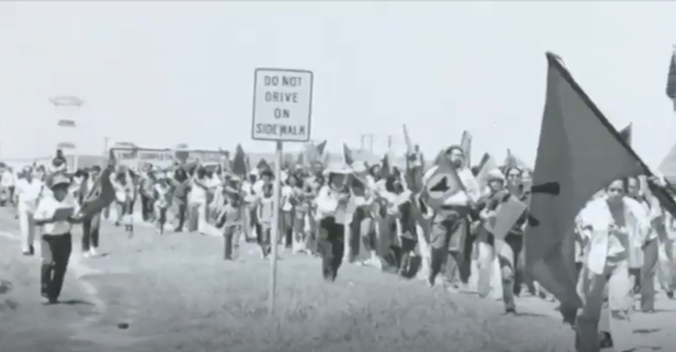 Voices of the Farmworkers, 1975-2013 (Short documentary)